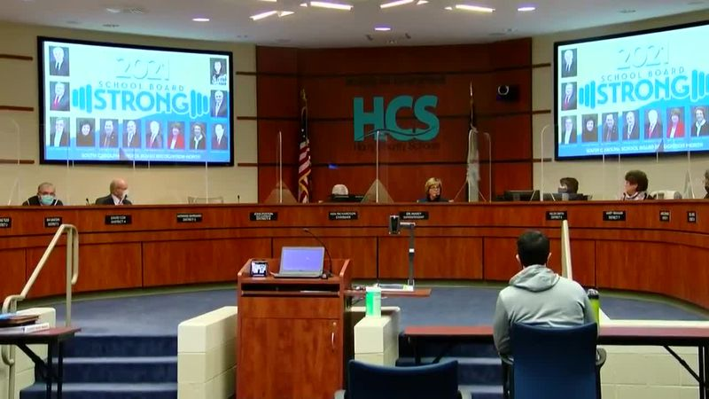 Horry County Schools to make decision Wednesday on hybrid learning