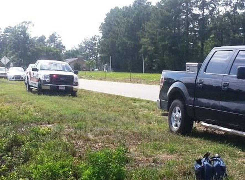 Officials arrive on the scene of a Marion County fatal plane crash. Federal agents will...