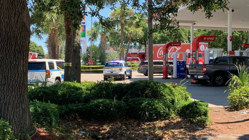 Myrtle Beach police have responded to a reported shooting in the 2400 block of Kings Highway...