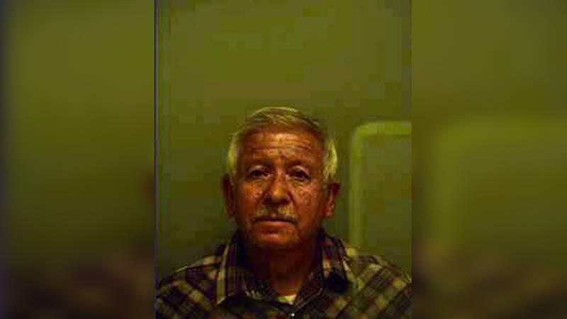 Luis Antonio Campos was charged with animal cruelty and given a $5,000 bond.