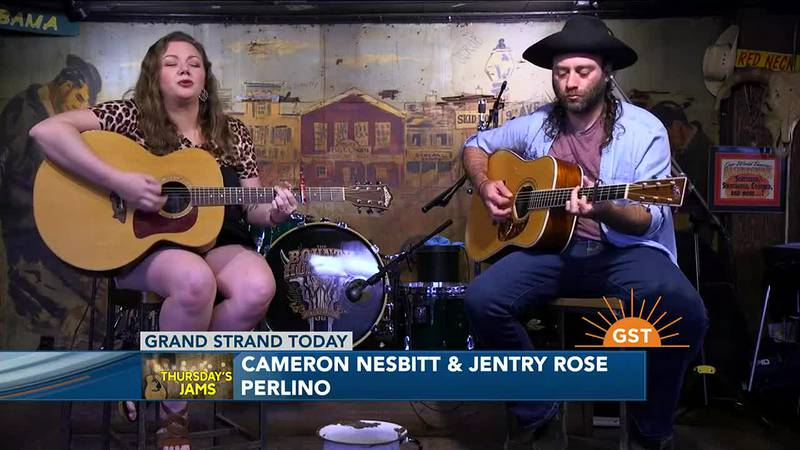 Thursday Jam: Cameron Nesbitt and Jentry Rose
