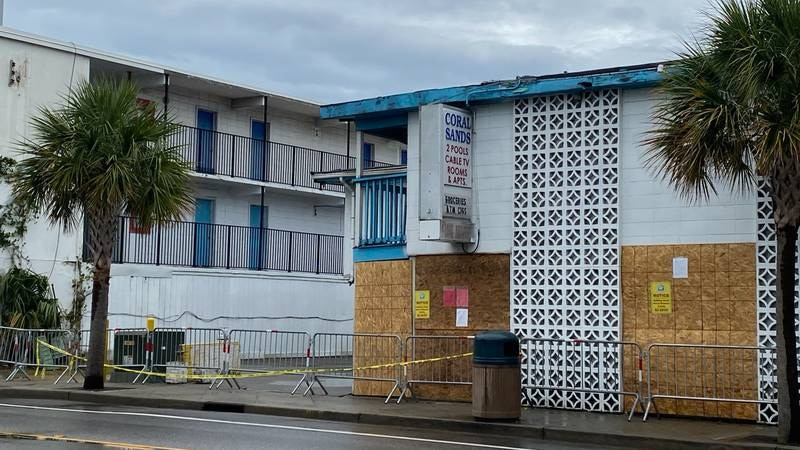 A judge has determined the Coral Sands Motel in Myrtle Beach is a nuisance business.