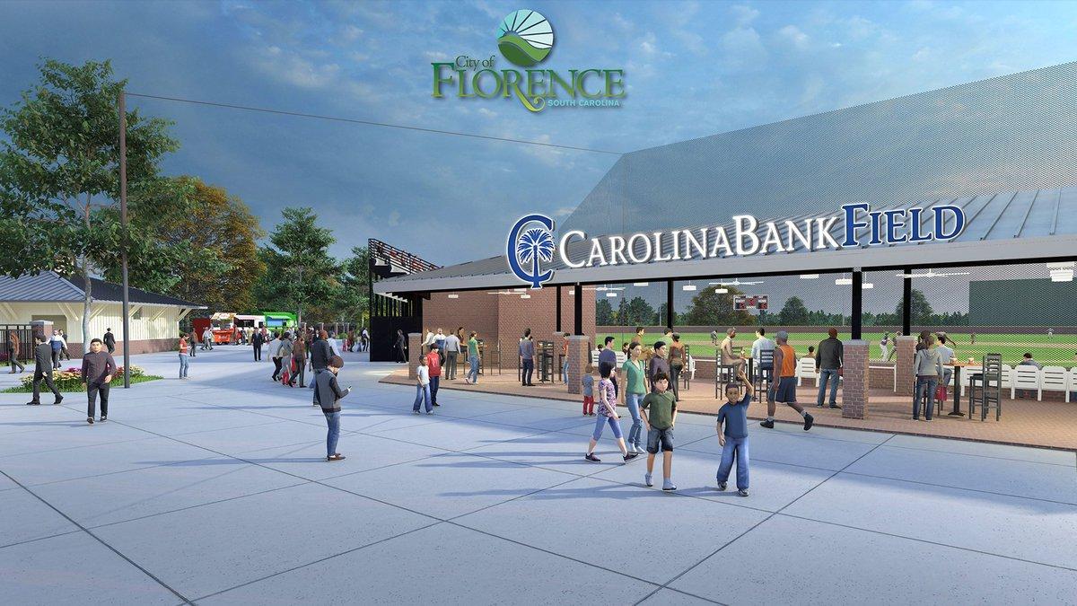 Carolina Bank Field will open in 2022.