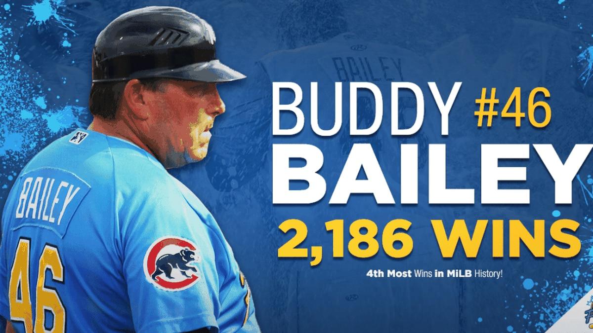 Buddy Bailey