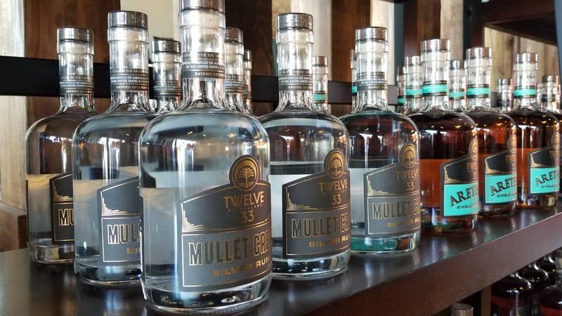Twelve 33 Distillery opened in Little River in 2019.