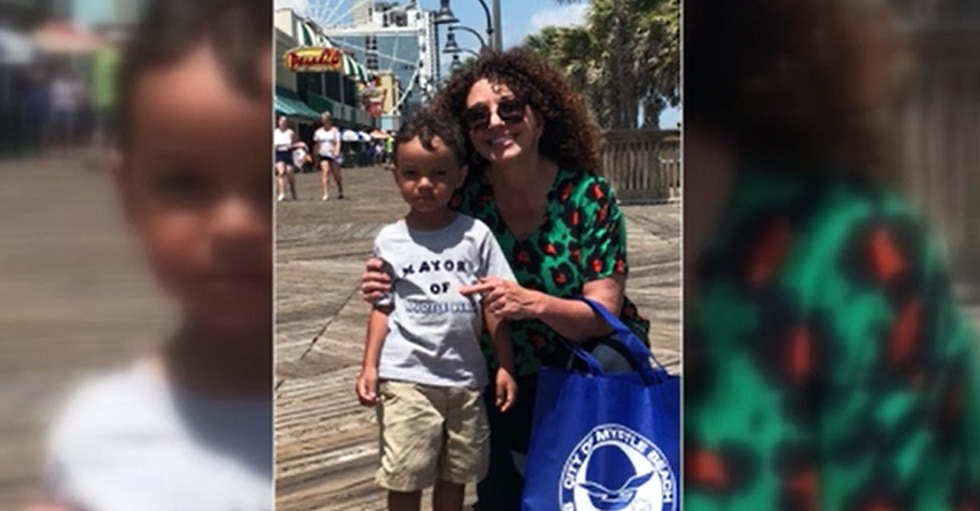 Callie Mack is from Louisville, Kentucky but every year his family visits Myrtle Beach. His...