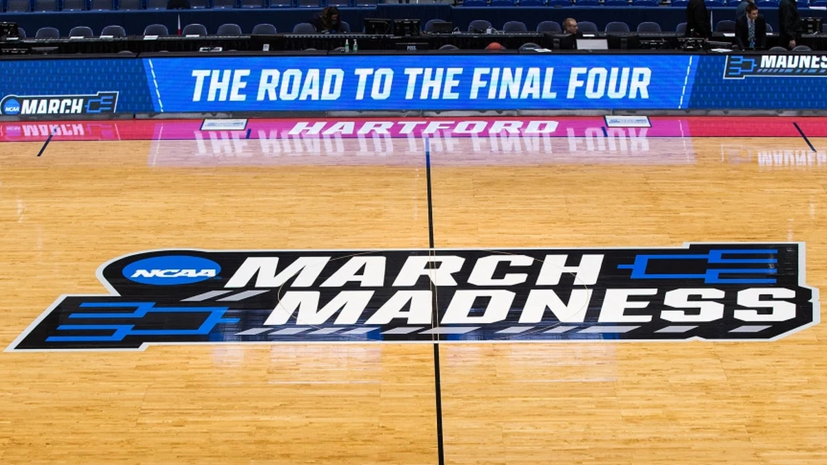 The NCAA men's and women's basketball tournament has been cancelled amid the spread of the...