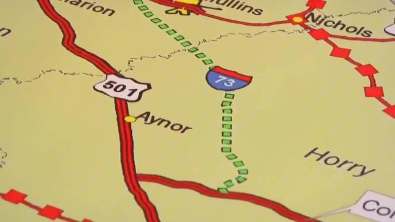 Myrtle Beach City Council discusses I-73 (Source: WMBF News)