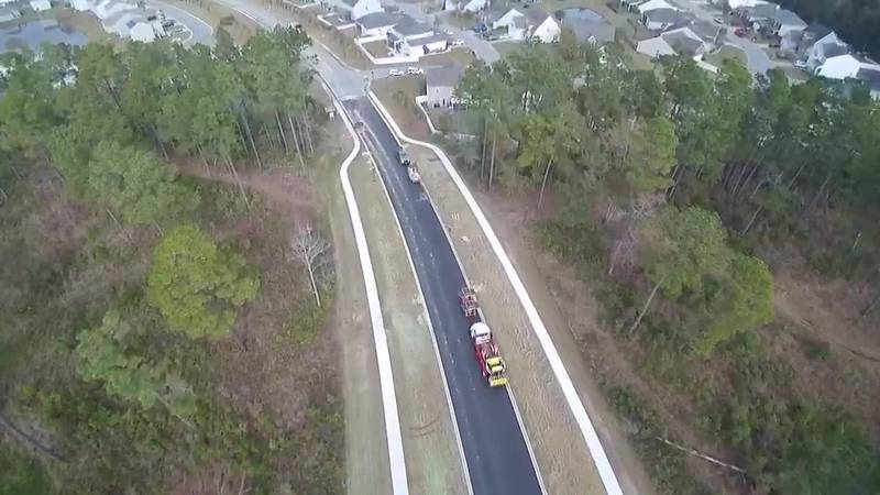 A highly anticipated multi-million dollar construction project in one Horry County neighborhood...