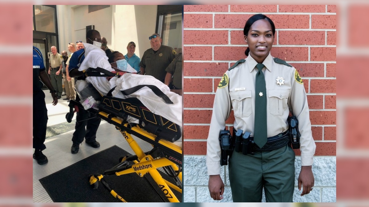 The Florence County Sheriff's Office says Deputy Dominque Ellerbe was involved in a crash on...