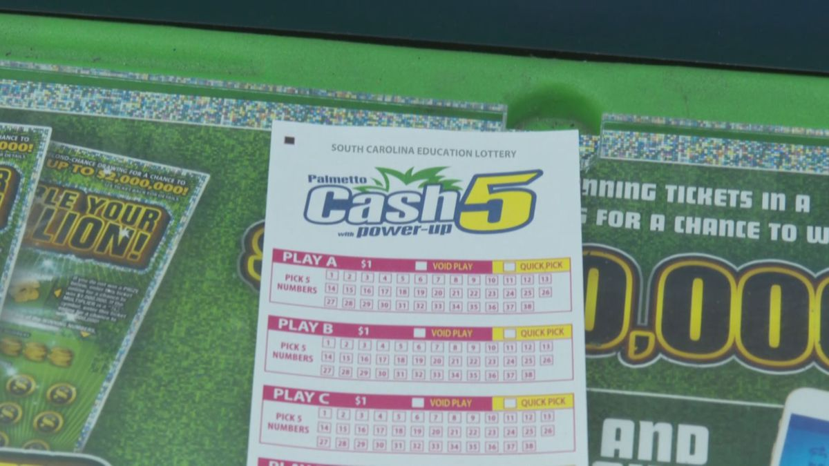 This is the second $100,000 Palmetto Cash 5 ticket sold at Jimmy's Mart in a matter of weeks.