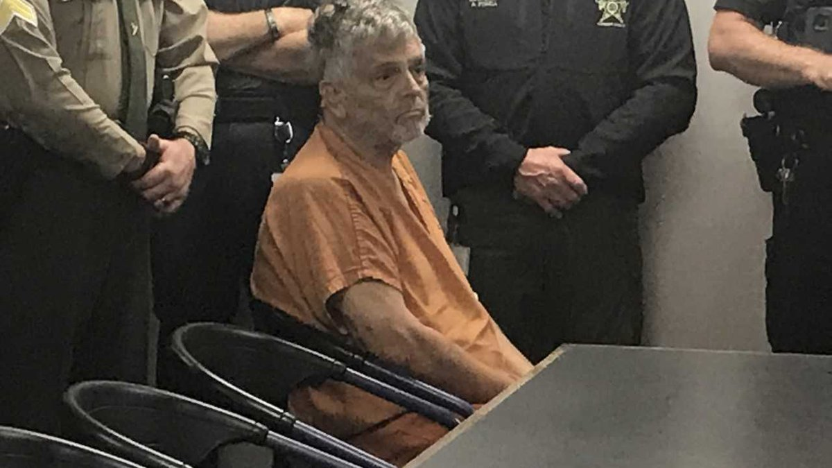Fred Hopkins refused to participate in his preliminary hearing on Wednesday. (Source: WMBF News)