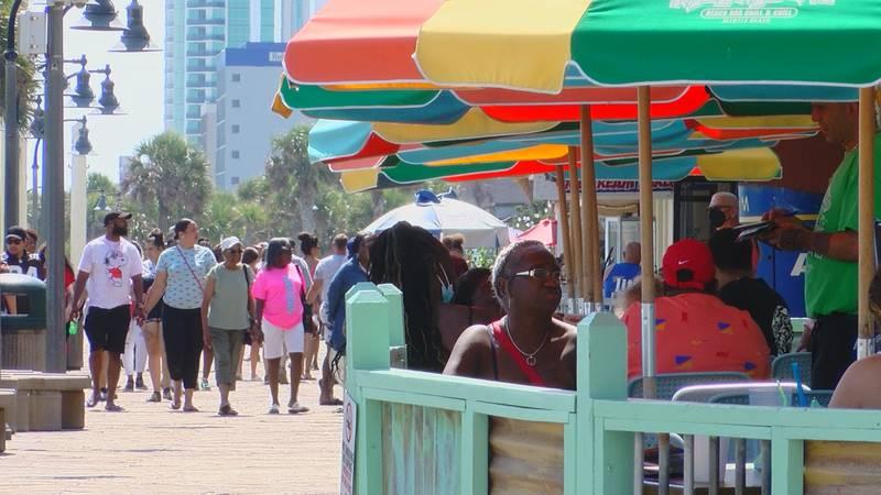 Tourism in Myrtle Beach Skyrockets