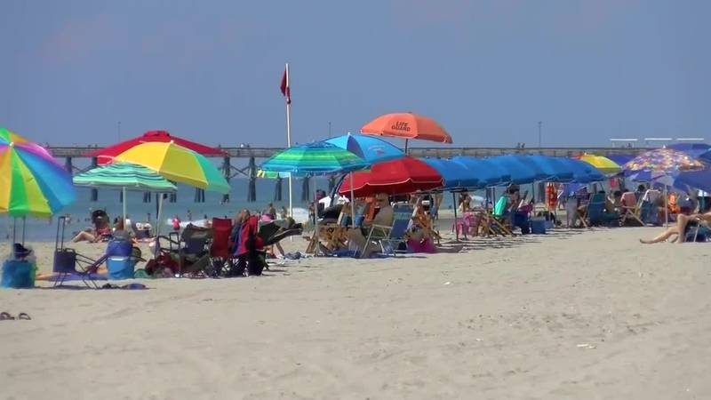 Tourists in Myrtle Beach for July 4th not concerned about rise in coronavirus cases