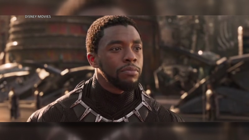 Sadden by the passing of Blank Panther star Chadwick Boseman, Pascley knew he wanted to raise...