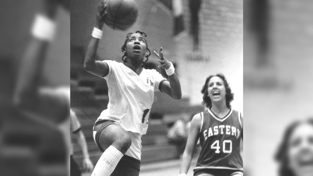 Florence native Pearl Moore, the all-time leading scorer in women's college basketball, will be...