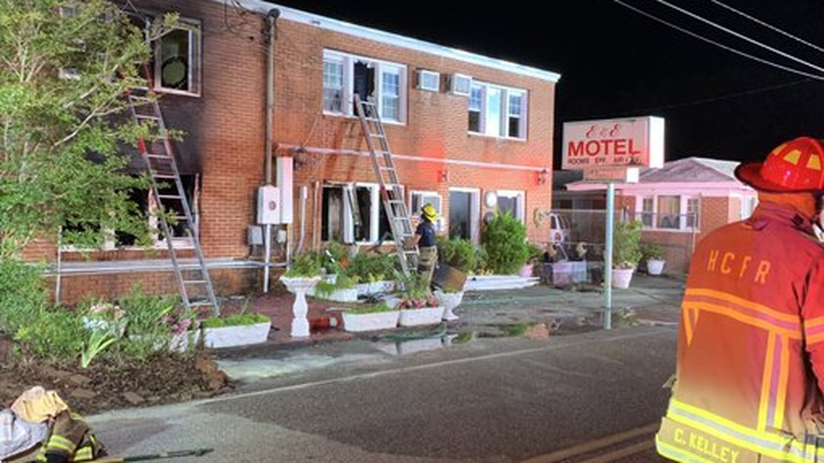 The cause of an apartment fire early Monday morning in Atlantic Beach is under investigation.