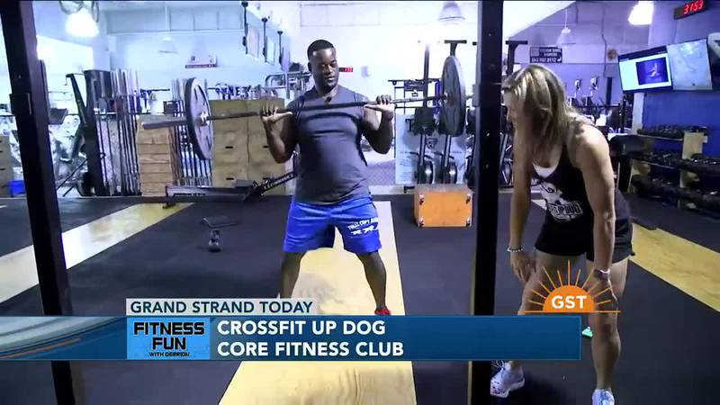 Fitness Fun with Derrion - Core Fitness Club