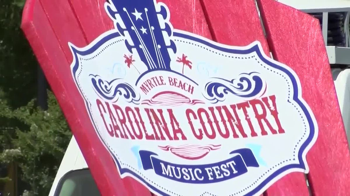 The Carolina Country Music Festival has been pushed back to 2021 due to the ongoing COVID-19...