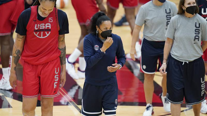Staley won her first Olympic gold as a head coach in Team USA's win over Japan early Sunday...
