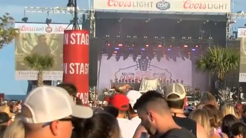Organizers of the Carolina Country Music Fest have unveiled the schedule for the 2021 event.