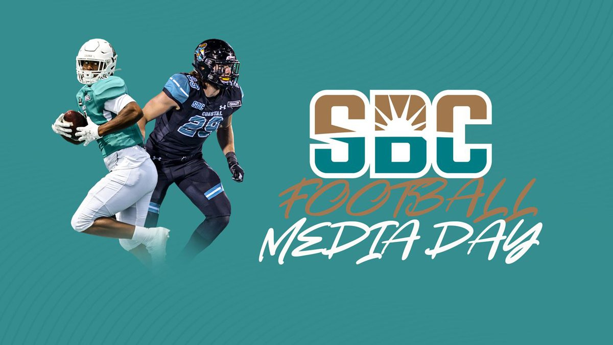 CCU linebacker Silas Kelly and tight end Isaiah Likely will take part in the conference's media...