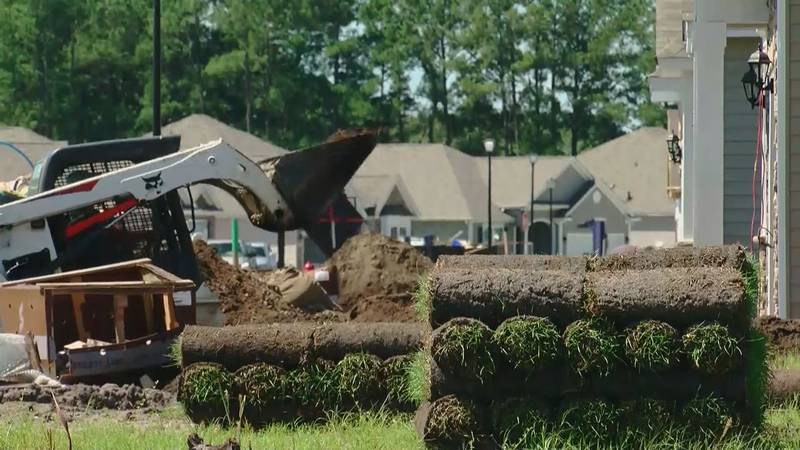 Coastal Carolinas Association of Realtors says there's many driving factors for why people are...
