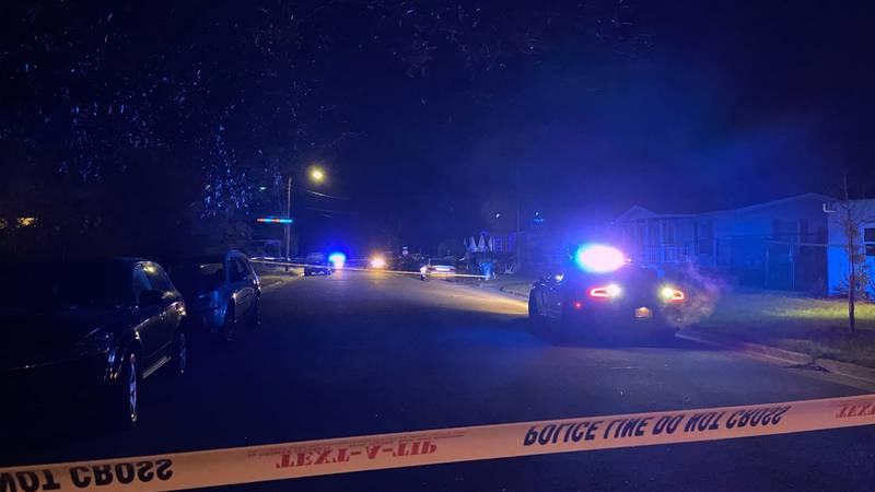 A shooting at 7th and Kidder streets kills three, injures four.