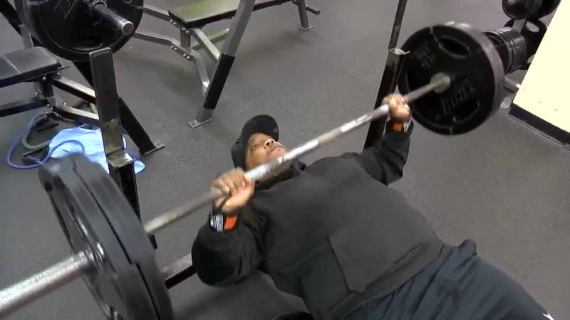 Exercise equipment and gym memberships are at discount prices in January. (Source: WMBF News)