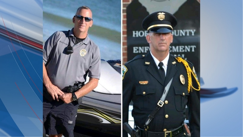 The Horry County Police Department said Cpl. Michael Ambrosino died after a long battle against...