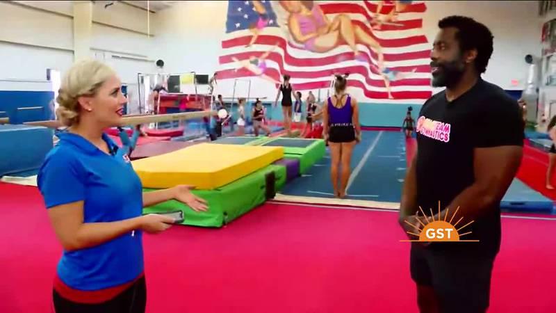 Beach Team Gymnastics Overview