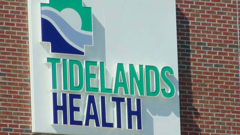 Tidelands Health's first COVID-19 case was one year ago.