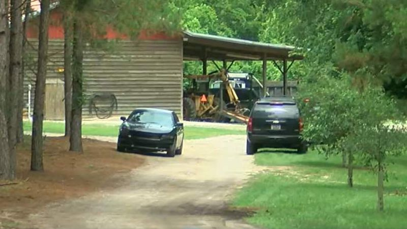 Agents with the South Carolina Law Enforcement Division were spotted Tuesday morning on...