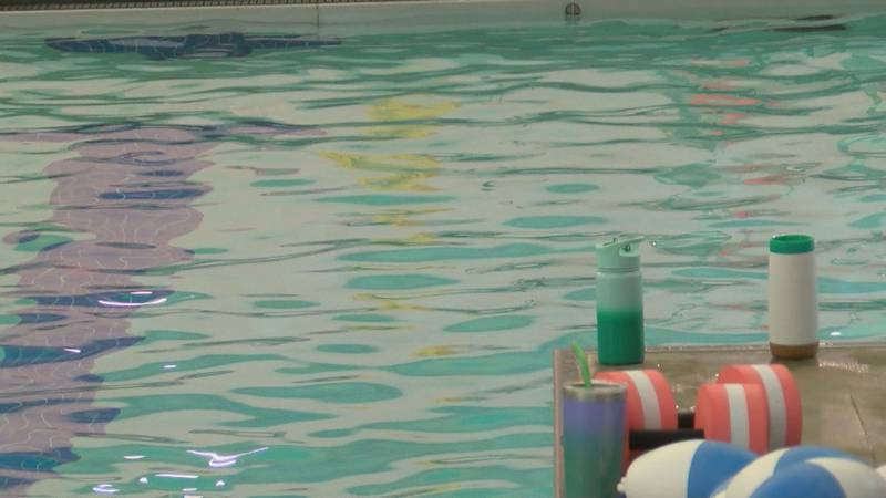 North Myrtle Beach Aquatic & Fitness Center offering adult swim lessons