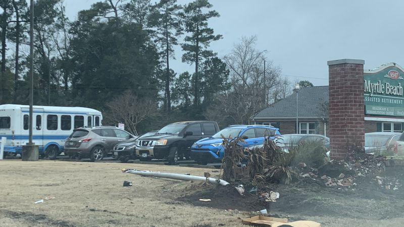 A related car crash occurred during a deadly shooting early Saturday morning on U.S. 17 near...