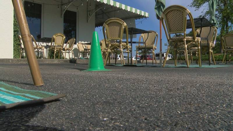 Businesses reflect on the ending of order allowing extra outdoor seats, signage