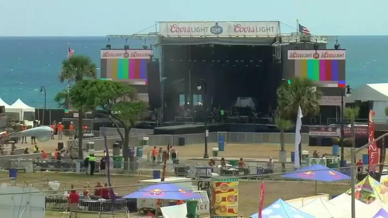 Repeat guests say Myrtle Beach hotel offers more than just a unique CCMF view