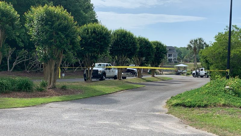 Officials say the men went missing Sunday night near the Palmetto Harbor subdivision in North...