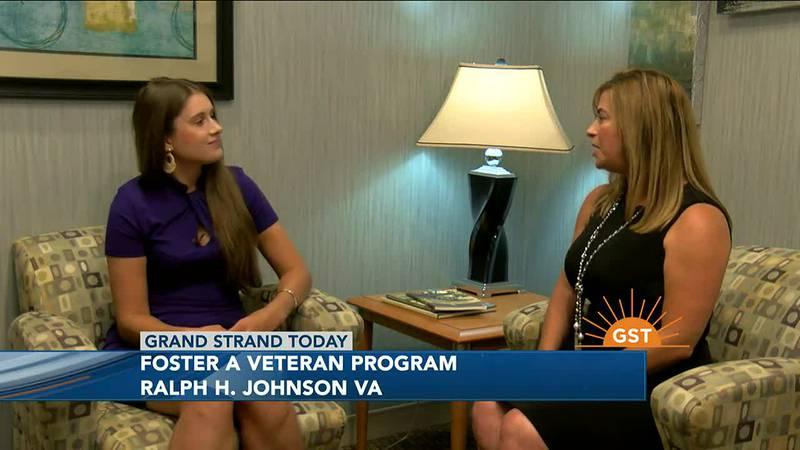 Foster a Veteran Program