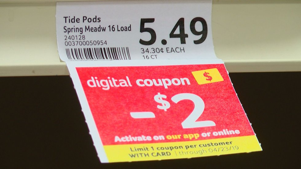 Learn how to coupon to save on your grocery bill