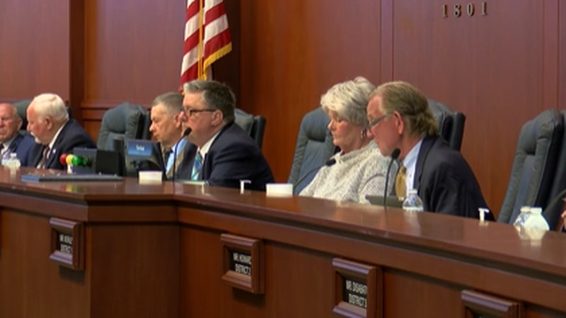 Horry County Council votes to take no action yet on I-73 agreement with SCDOT (Source: WMBF News)