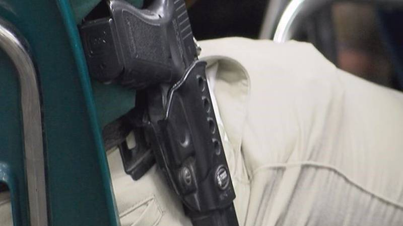 South Carolina's capital city will not allow people to carry guns in the open during protests,...