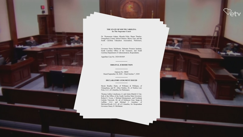 The state Supreme Court struck down the grant program, saying the governor could not use public...