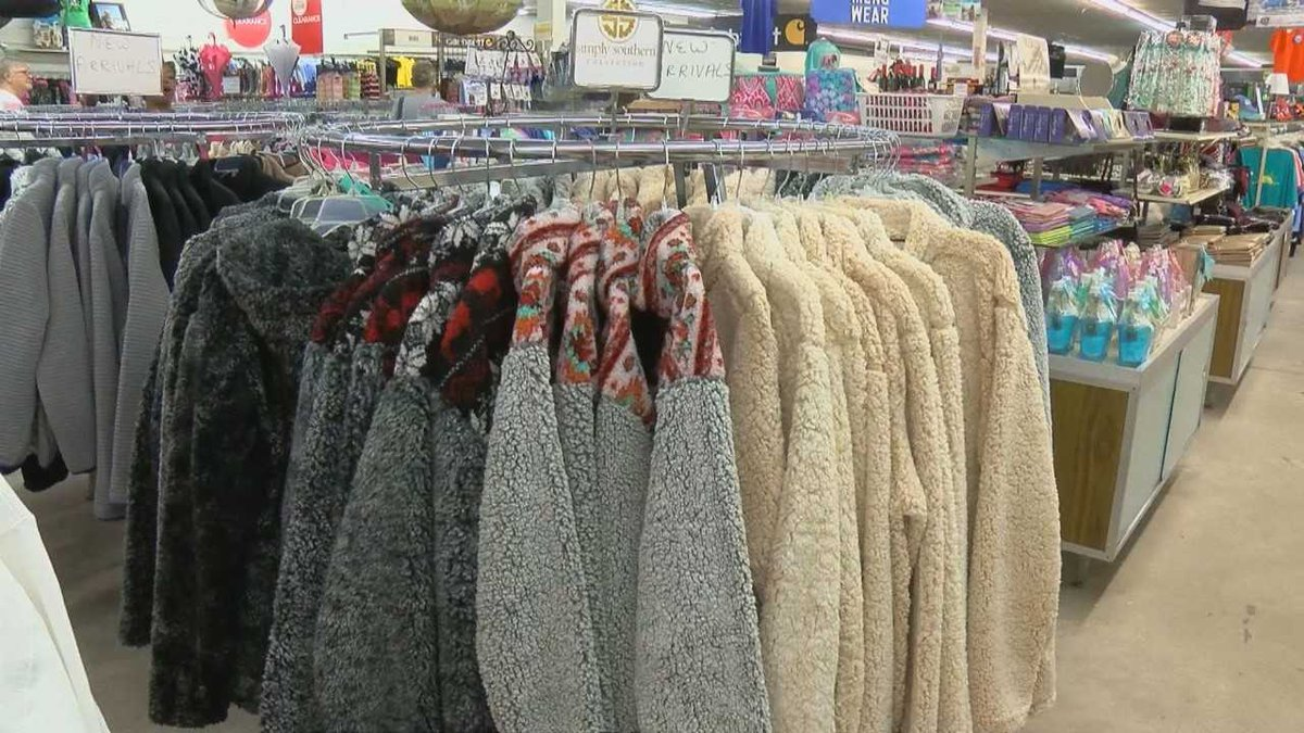 A store in Myrtle Beach is getting a jump start on holiday shopping. (Source: WMBF News)