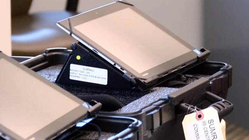 The S.C. Election Commission will be rolling out new state-wide electronic poll books, just in...
