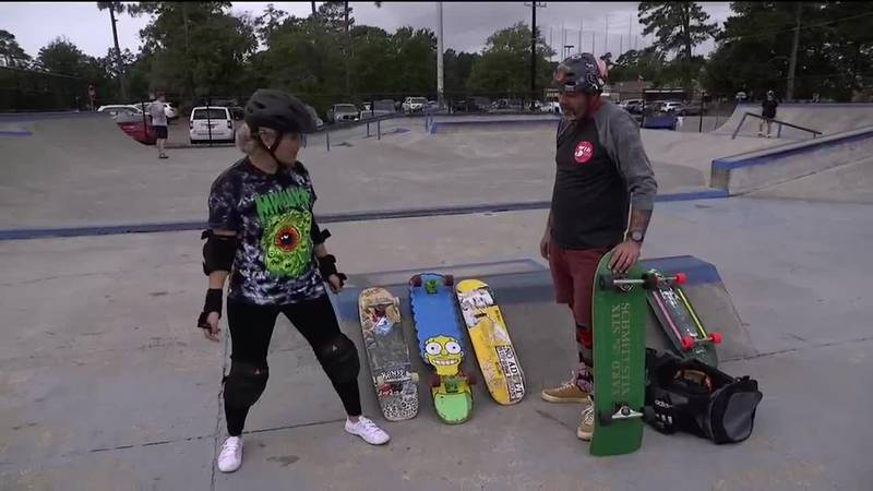 How to with Halley - Skateboarding