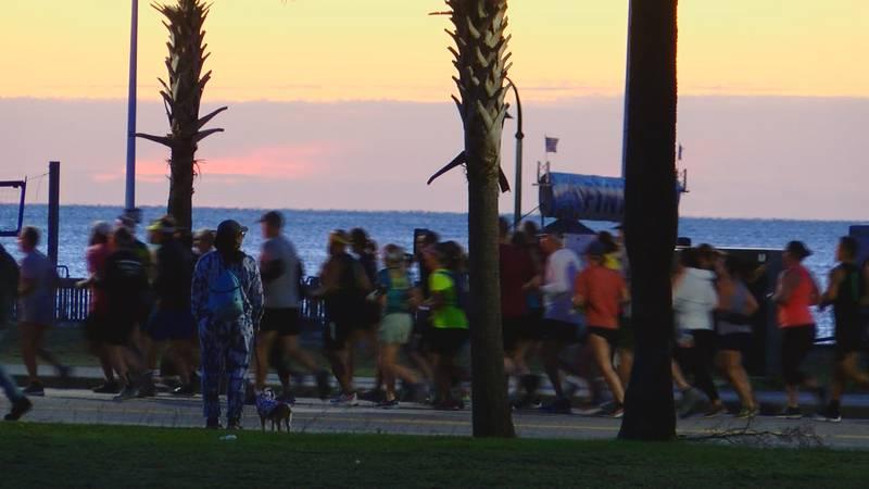 Myrtle Beach annual mini-marathon