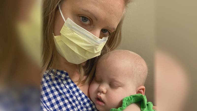 SC family battles childhood cancer during the pandemic