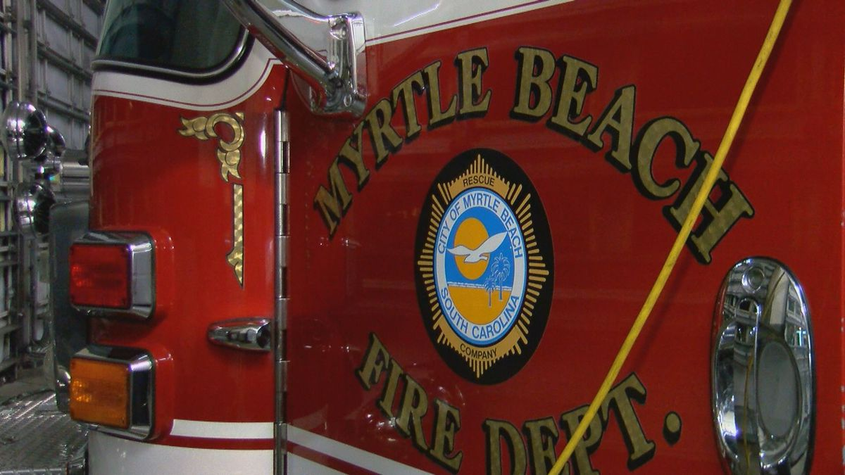 Myrtle Beach Fire Department warns of COVID-19 risks with fires