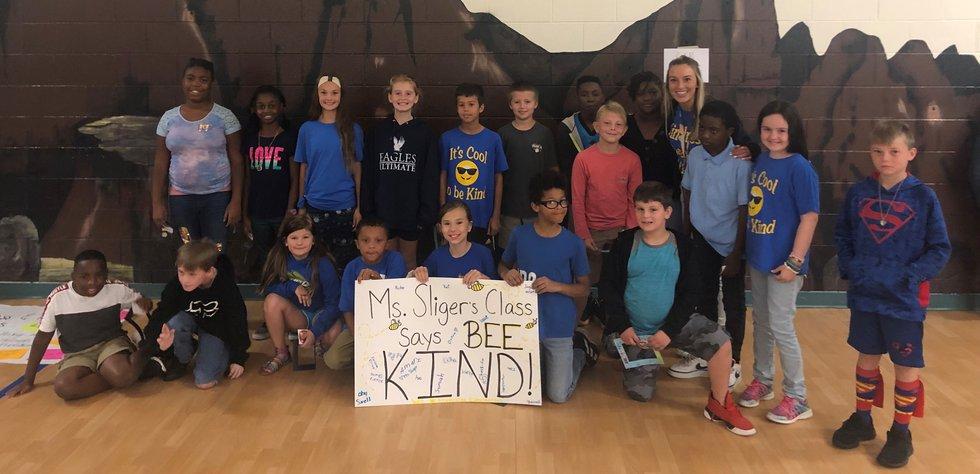 Kayla Sliger, Classroom Champion